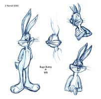 Bugs Bunny by darkmane