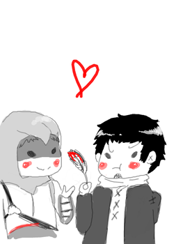 WTIH LOVE by REJECTEDhaha