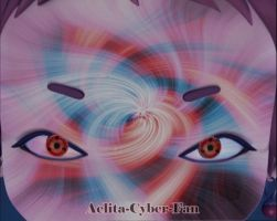 Aelita have Sharingan eyes.. by Aelita-Cyber-Fan