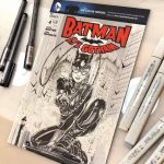 Catwoman Blank Cover by Thegerjoos