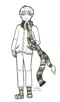 Fancy Snake by Raspberl