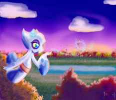 Pokemon- Winter's First Breath by The-Legendaerie-LT