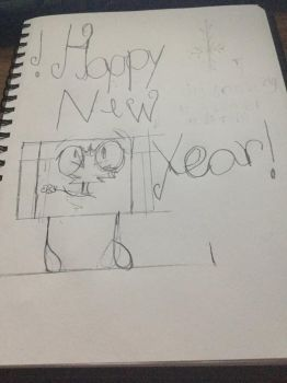 Happy new year ! by kaeden12345