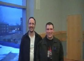 Me With The Nostalgia Critic by Headbanger14