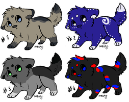 Name Your Price Adopts OPEN 2/4 by Cammi-Adopts