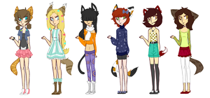 Cat Adopts {Open} by Mysteryy-Adopts