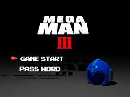 Mega Man 3 by hopeabandoner