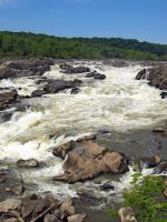 Great Falls of the Potomac 48 by Dracoart-Stock