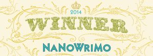 Winner-2014 NaNoWriMo Contest by TeamGirl-Differel