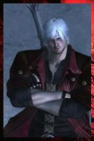 DMC Portraits - Dante 10 by The-Bone-Snatcher