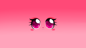 Cutie Eyes Background by GothicBlueEyes