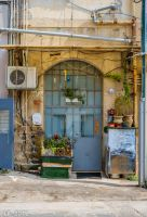 Yafo Door by Eliweisz