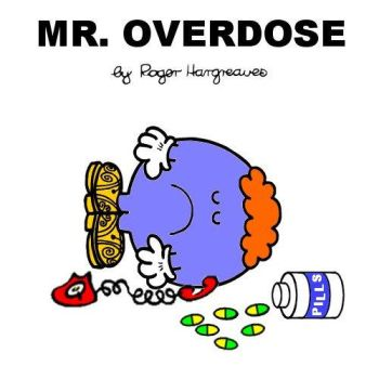 Mr. Overdose by vurtpunk