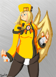 Millia Rage: The Lily of Steel by MessatsuGouFox