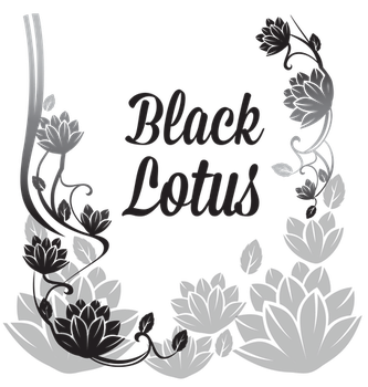 Black Lotus Logo- By sasquatchii by Infella
