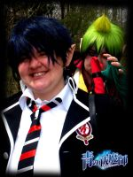 Blue Exorcist - Gonna Snatch It... by GoodDokCosplay