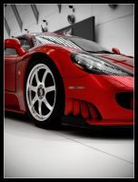 Saleen S7 by Andso
