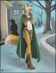 Unwelcome Guest (Holiday Commission) by Ulario