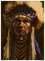 Nez Perce by wendelin