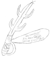 My sword XD by drakebell123