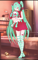 DL: Tda Crime and Punishment MIKU by Jjinomu