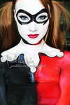 Harley Quinn, Nice to Meetcha! by MadeULookbylex
