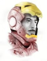 Iron man by marui