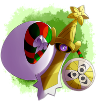 Pokeddexy: Favorite Pokemon Design - Aegislash by Togekisser