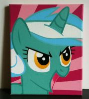 Intense Lyra by mittens2248