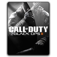 Call of Duty: Black Ops 2 Icon by dylonji