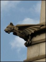Richards Gargoyle by wiebkefesch