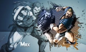 SSF4 Abel - Wallpaper - max by Dark-Rizzi