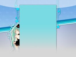 Free Miku Hatsune Cosmic Panda 3.0 Layout by ArisuLawliet