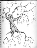 Yet another tree drawing... by LaughingTree