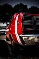 dodge dart rear by AmericanMuscle