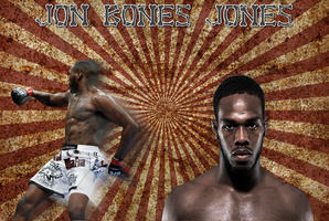 "Jon ""Bones"" Jones by Oultre"