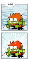 A Blanka Strip by ivanev