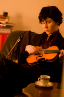 Sherlock: Preview 1 - Violin by Shigeako