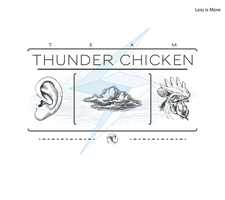 Thunder Chicken-Less Is More by DarkObliveon