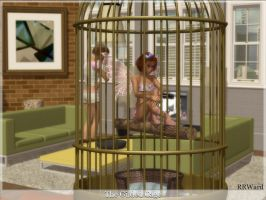 The Gilded Cage by rrward