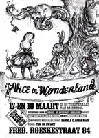 Alice in Wonderland by blackmealcandy