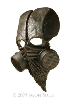 Cenotaph mask by MrSoles