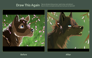 Draw This Again Contest by Rinermai