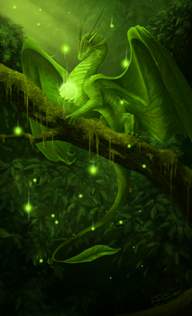 Forest Guardian by JemLeigh