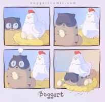 boggart - 42 by Apofiss