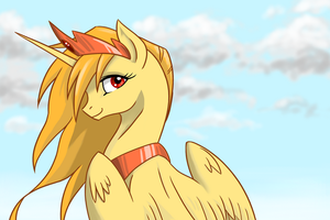 Sunny Day by Valkyrie-Girl