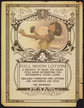 Full Moon Lotion by nothere3