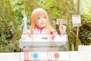 Sword Art Online - Party with Asuna? by meipikachu