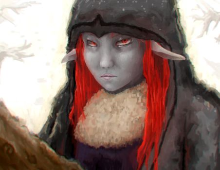 Elf by theultimatejosh