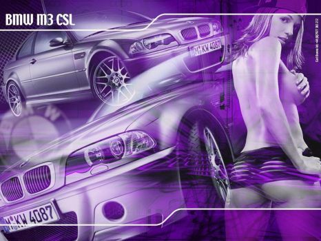 bmw m3 by marcus123